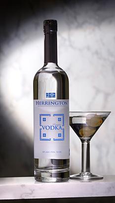 Fox River Distilling Company 'Herrington' Premium Vodka (80 proof)