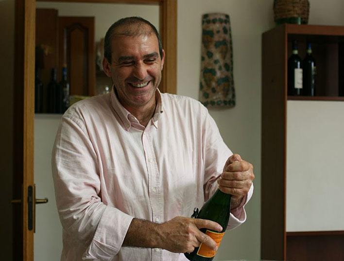 Ciro Picariello (photo by Michele Boscia for Oliver McCrum Wines)