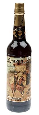 Bodegas Valdespino 'Contrabandista' Medium Dry Amontillado Sherry, Jerez DO