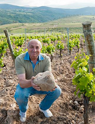 Luis Sharon, Owner (photo credit: Friederike Paetzold)