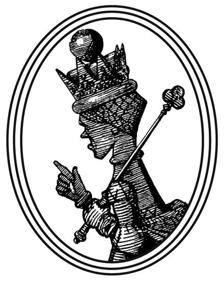 The White Queen Logo