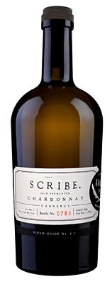 Scribe Winery (500 ml) 2017 Skin Fermented Chardonnay, Carneros