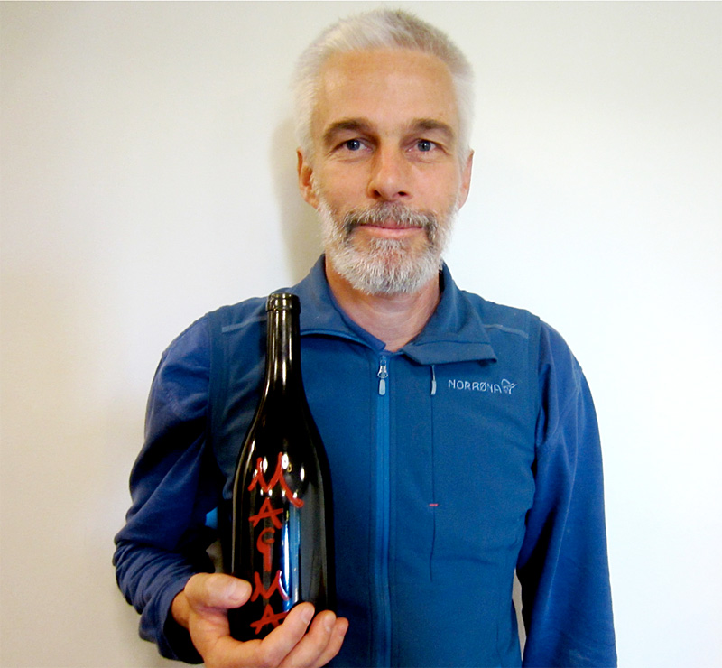 Frank Cornelissen, Owner & Winemaker