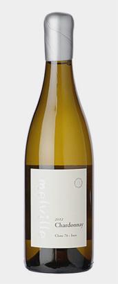 Melville Winery 2017 'Clone 76 Inox' Estate Chardonnay, Sta. Rita Hills