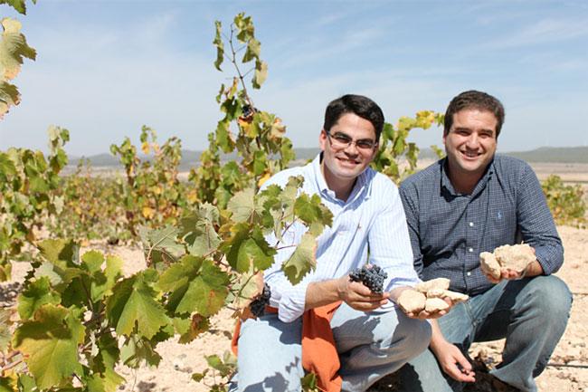 Patrick Mata and Alberto Orte, Owners