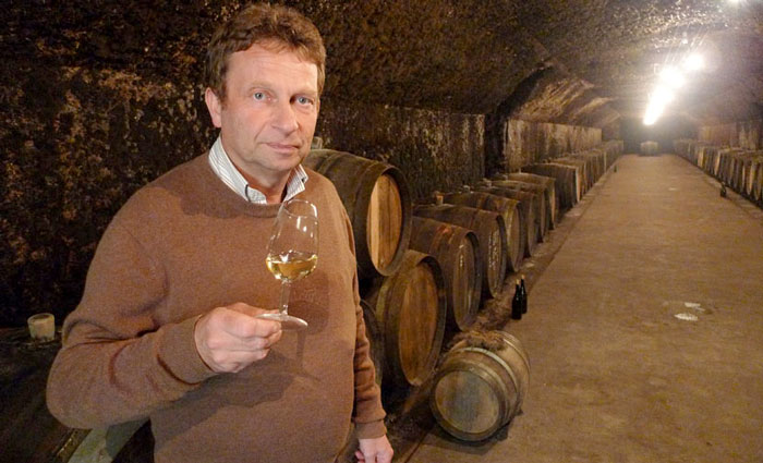 Philippe Foreau, Owner & Winemaker (photo credit: www.socheese.fr)