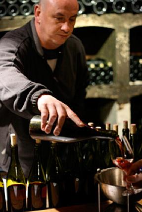 Jérôme Chezeaux, Owner & Winemaker