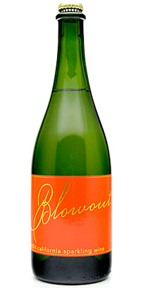 Scholium Project 2015 'Blowout' Sparkling White, Lost Slough Vineyard, Clarksburg