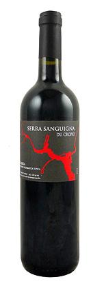 Du Cropio 2015 'Serra Sanguigna' Calabria Rosso IGP