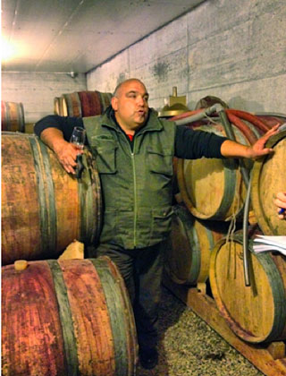 Vigneron Etienne Becheras