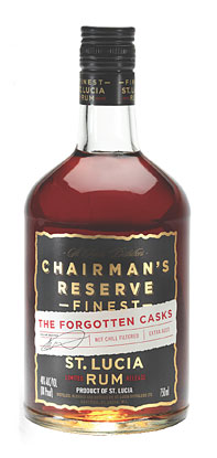 Chairman's Reserve 'The Forgotten Casks' Reserve Rum (80 proof)