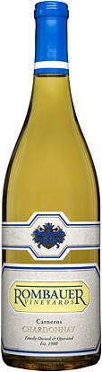 Rombauer Vineyards (375 ml) 2016 Chardonnay, Carneros