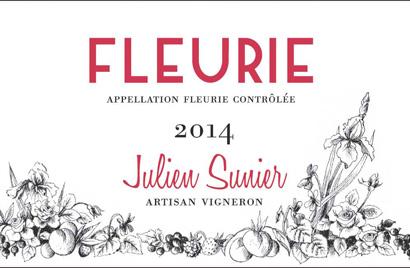 Julien Sunier 2017 Fleurie AOC