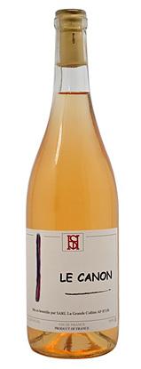 Domaine de la Grande Colline 2016 'Le Canon' Rose, Vin de France (Rhône)