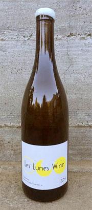 Les Lunes Wine 2015 Chardonnay, Dobson Vineyard, Manton Valley