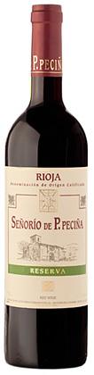 Bodegas Hermanos Pecina 2011 Reserva, Rioja DOCa