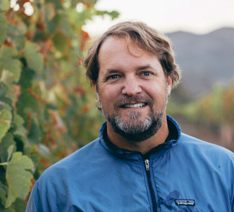 Chad Melville, Winemaker & Owner