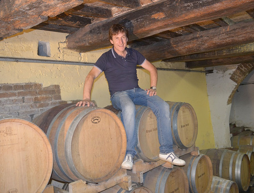 Paolo Verdi, Owner & Winemaker