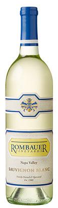 Rombauer Vineyards 2018 Sauvignon Blanc, Napa Valley