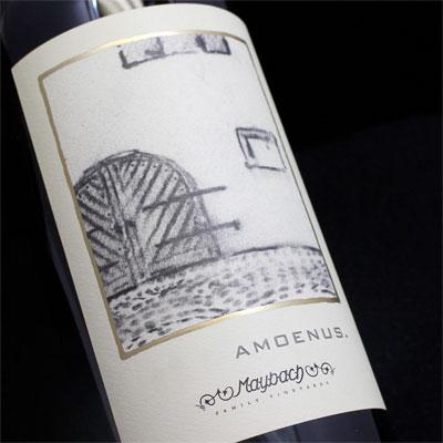 Maybach Family Vineyards 2018 Cabernet Sauvignon, Amoenus Vineyard, Calistoga