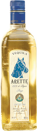 Tequila Arette Anejo (80 proof)
