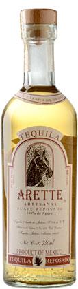 Tequila Arette 'Artesanal' (Suave) Reposado (80 proof)