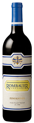 Rombauer Vineyards (375 ml) 2015 Zinfandel, California