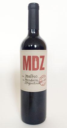 MDZ 2019 Malbec, Mendoza