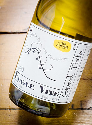Rogue Vine 2018 'Grand Itata' Blanco, Itata Valley