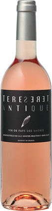Teres Antique 2016 Rose, Maures IGP