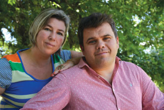 David Marcel & Loreto Garau (photo credit: http://www.wineandspiritsmagazine.com/news/entry/the-new-chile)