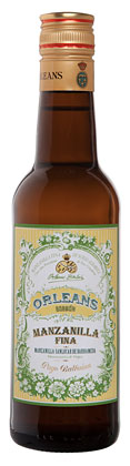Orleans Borbon (375 ml) Manzanilla Sherry, Sanlucar de Barrameda DO