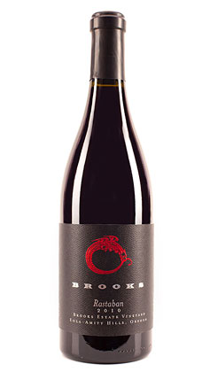 Brooks 2016 'Rastaban' Estate Pinot Noir, Eola-Amity Hills
