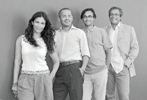 Annalisa, Alessandro, Luca & Carlo Botter