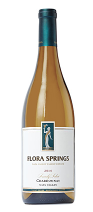 Flora Springs 2018 'Family Select' Chardonnay, Napa Valley
