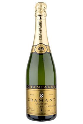 Champagne Guy Larmandier NV Cramant Blanc de Blancs, Champagne Grand Cru AOC