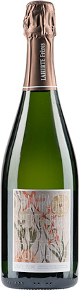 Champagne Laherte Frères NV Blanc de Blancs Brut Nature, Champagne AOC