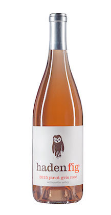 Haden Fig 2018 Pinot Gris Rose, Willamette Valley