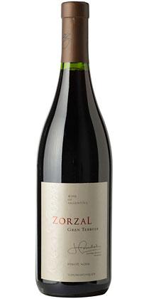 Zorzal 2014 Gran Terroir Pinot Noir, Tupungato (Gualtallary)
