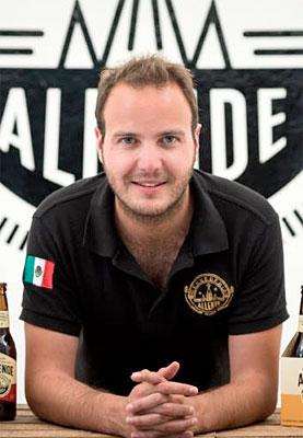 Owner & General Director Rodrigo Moncada