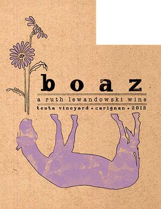 Ruth Lewandowski Wines (1.5 L) 2014 'Boaz' Red Blend, Testa Vineyard, Mendocino