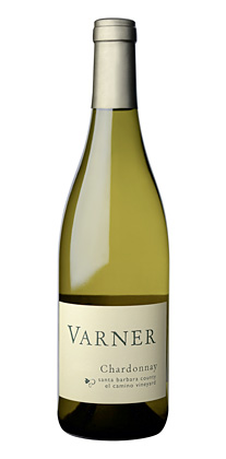 Varner 2015 Chardonnay, El Camino Vineyard, Santa Barbara