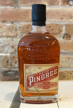 Valentine Detroit Distilling Co. 'Mayor Pingree' Bourbon (90 proof)