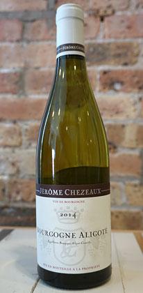 Domaine Jerome Chezeaux 2015 Bourgogne Aligote AOC