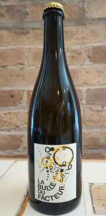 Domaine du Facteur NV 'La Bulle du Facteur' Chenin Blanc Petillant Naturel, Vin de France (Vouvray)