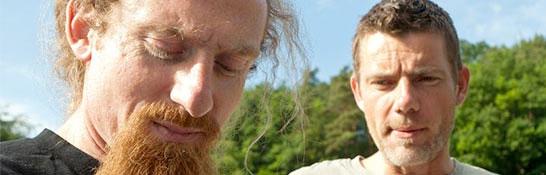 Sven Enderle (left) & Florian Moll (right)