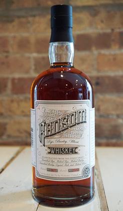 Ransom Wines & Spirits Rye, Barley, Wheat Whiskey (93.4 proof)