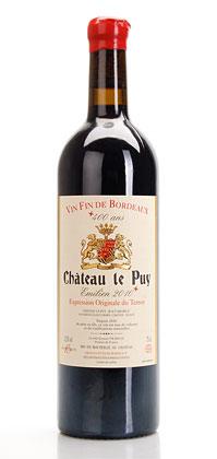Chateau le Puy 2017 'Emilien' Francs Cotes de Bordeaux AOC