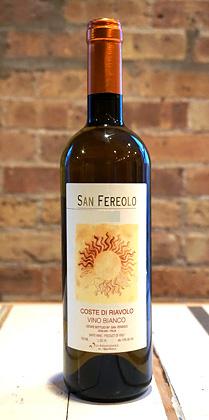 San Fereolo 2012 'Coste del Riavolo' Langhe Bianco (Dogliani)