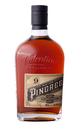 Valentine Detroit Distilling Co. 'Mayor Pingree' Black Label Bourbon (117.2 proof)
